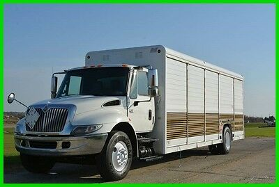 2006 International 4300 DT466 Propane Truck - No Reserve Auction