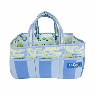 NEW Trend Lab Storage Caddy Dr. Seuss Oh, The Places You'll Go! Blue