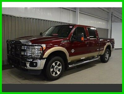 2013 Ford F-250 Lariat 4X4, DIESEL, LEATHER, RR CAM, FORD CPO 2013 Ford F-250 Lariat 4X4 6.7L V8 DIESEL, LEATHER, RR CAM, FORD CPO, CLEARANCE!
