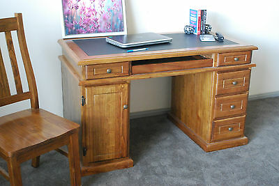 Desk Office Study Student Solid Hardwood Brand New Clearance Sale Bargain