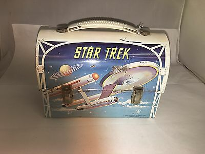 1968 Star Trek Lunchbox Lunch Box.   850-W
