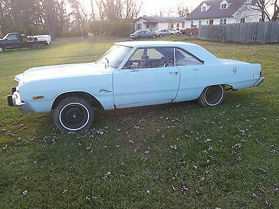 1974 Dodge Dart  1974 Dodge Dart Swinger Mopar A body