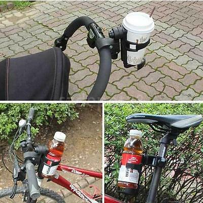 ADJUSTABLE Bottle Drink Cup Holders for Baby Stroller Pushchair Pram Bicycle