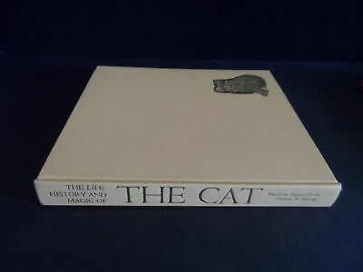 The Life History and Magic of THE CAT by Fernand Mery Second Printing 1969