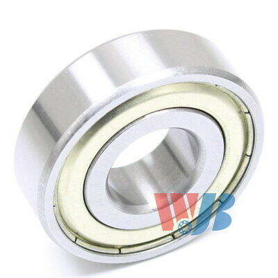 """Radial Ball Bearing 6203-Zz-10 With 2 Metal Shields & 5/8"""" Bore"""