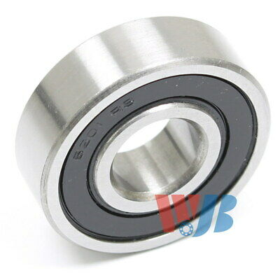 Radial Ball Bearing 6201-Rs With 1 Rubber Seal