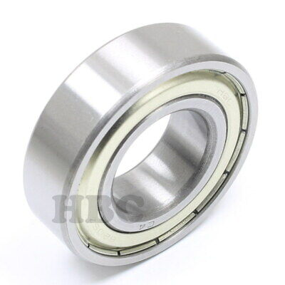 Radial Ball Bearing 6205-Zzc4 With 2 Metal Shields C4 Fitting