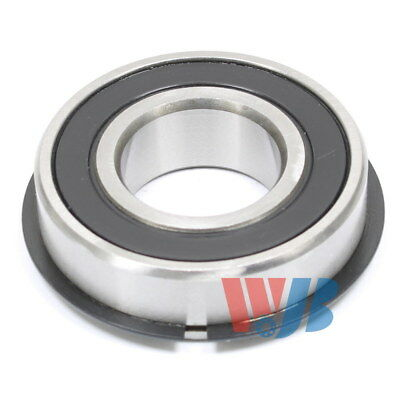 Radial Ball Bearing 6205-2Rsnr With 2 Rubber Seals & Retaining Ring