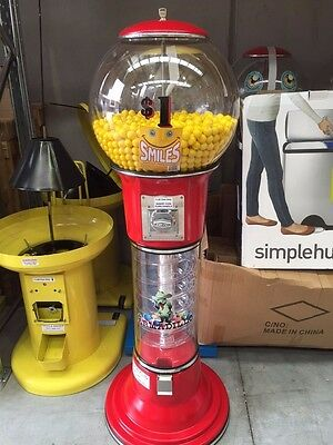 Coin Operated Gumball Vending Machine