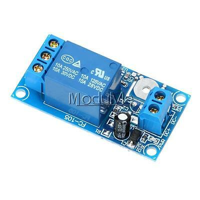 DC 12V 1-Channel Relay Module Precise Capacitive Self-locking Touch Switch MO