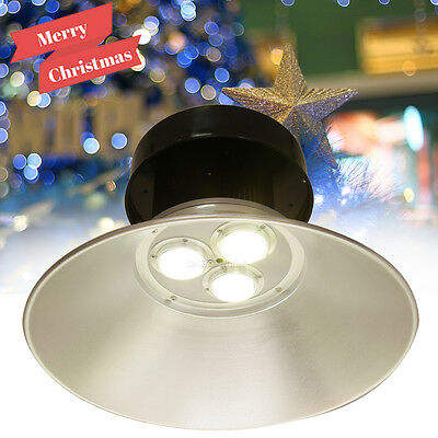 120W LED High Bay Light Lamp Commercial Warehouse Industrial Factory Xmas