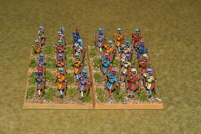 15mm DPS painted DBMM DBA FOG Achaemenid Persian Median infantry with bow Per003