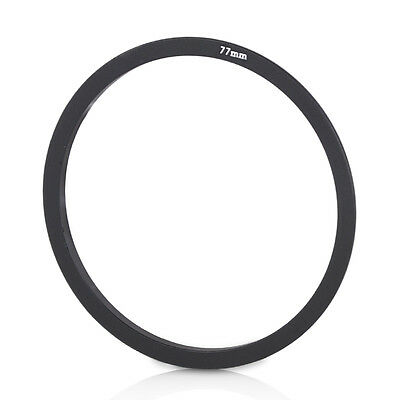 New Metal 77mm Ring Adaptor for Cokin P Series Square Filter