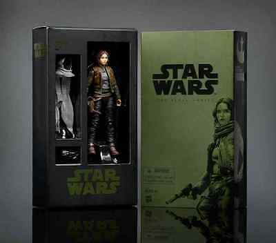SDCC 2016 Exclusive Hasbro Star Wars Black Series JYN ERSO