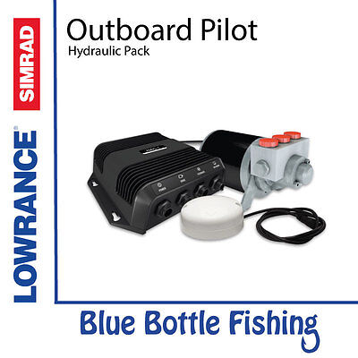 NEW SIMRAD LOWRANCE Outboard AutoPilot Hydraulic Pack from Blue Bottle Fishing