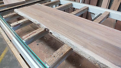 Live edge OPTION for KITCHEN BENCHTOP bench solid timber  bar bbq desk table top