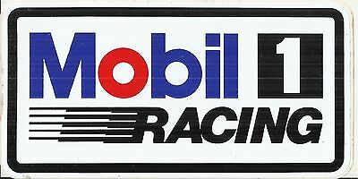 Mobil 1 Racing Team Sticker Decal