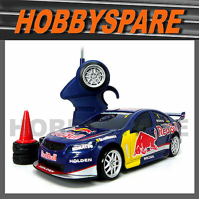 NEW HOLDEN REDBULL v8 SUPERCAR 4WD TABLETOP DRIFT RC CAR WHINCUP Ready For Fun