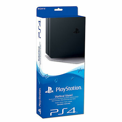 Sony PlayStation 4 Slim vertical Stand vertikal Standfuß original PS4 Pro