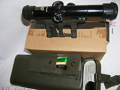 Zeiss Hensoldt Scope ZF 4x24 Fero-Z 24