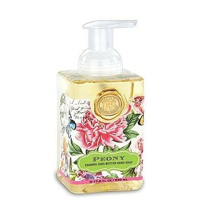 Michel Design Works Foam Hand Cleanser Soap Pump Foaming PEONY 530 ml Rose Roses