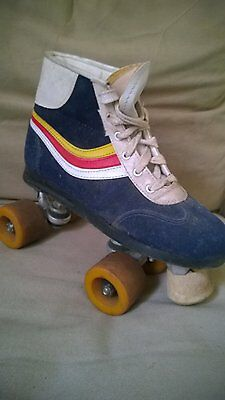 Vintage Retro Roller Skate Genuine 1980s One Skate Only