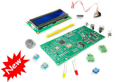 Arduino IDE compatible easy DIY  Geiger nuclear radiation counter kit w/o tube