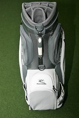 Cobra AMP Reserve (grau / weiß) Cart Bag