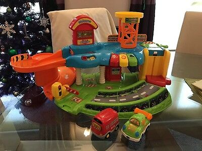 Vtech Toot Toot Drivers Garage And Cars !!!!