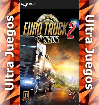 Euro Truck Simulator 2 (STEAM GIFT) DIGITAL
