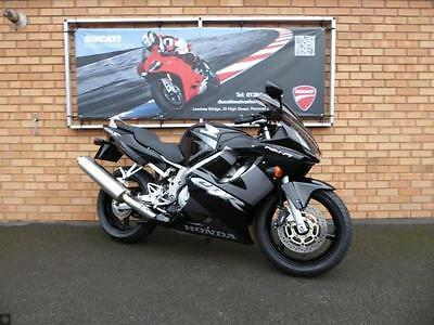 Honda Cbr 600F 2001 - 10707 Miles From New