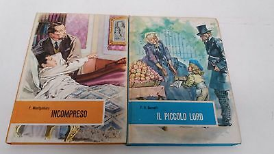 IL PICCOLO LORD - F.H. Burnett-INCOMPRESO - montgomery