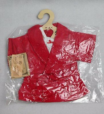 The Original My Doll Red Beach Outfit