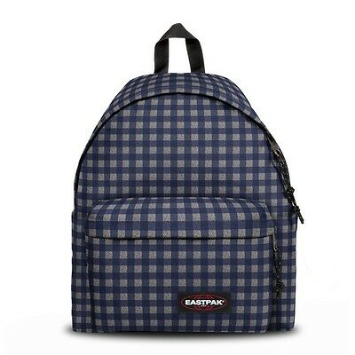 Sac à dos EASTPAK Padded Pak'r 31M Checksange Blue