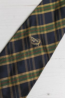 European Tour PGA Silk Tie By Hugo Boss