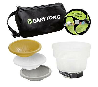 Gary Fong (GF-LSC-SMW) Collapsible Wedding & Event Lighting Kit
