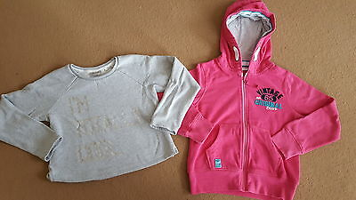 Next Girls hoodie bundle size 10 years