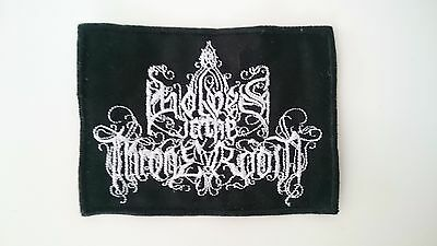 Wolves in the Throne Room patch black metal