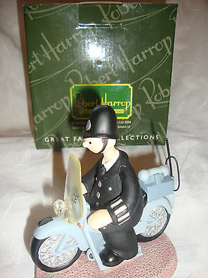 The Camberwick Green Collection: CG32 P.C McGARRY on his MOTORBIKE. Boxed.