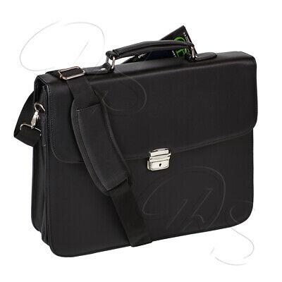 AKTENTASCHE Notebooktasche DERMATA 2920P Laptopfach Laptophülle Bord Gepäck Bag