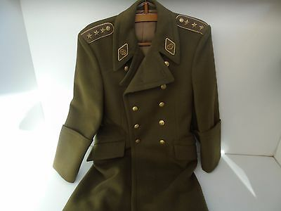 Hungarian Officers Great Coat
