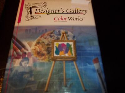 Designer's Gallery Color Works Embroidery Editing Software Babylock Brother
