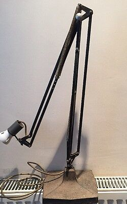 1930's Herbert Terry 1209 Anglepoise The Grandpa Of The 1227. #1105