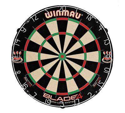 Winmau Blade 4 Dual Core Professional Tournament Dartboard