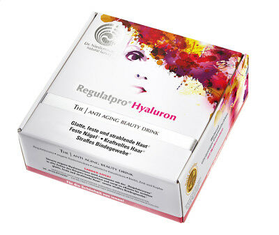 Dr. Niedermaier Regulatpro Hyaluron Anti Aging Drink Präsentbox Beauty