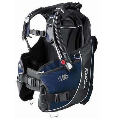 Scubapro Bella BCD Ladies Blue Scuba Diving Size XS or Large