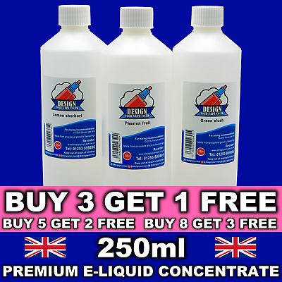 250 Ml Highly Concentrated Liquid Flavouring Buy 3 Get 1 Free Diacetyl Free