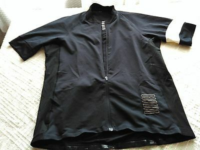 RAPHA PRO TEAM CYCLE MENS JERSEY SIZE XL FULL ZIP, awesome condition, unused