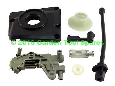 Gts Oil Service Kit Chinese Chainsaw 4500 5200 5800 45Cc 52Cc Pump Cover Filter