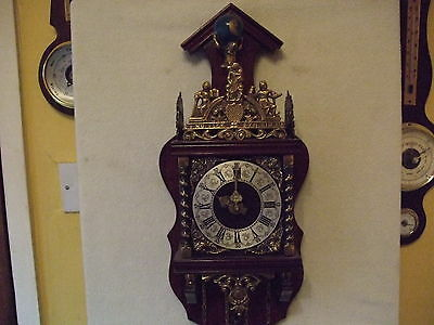 Dutch Chiming  Wall Clock